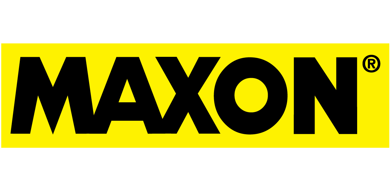 MAXON-logo-process-yellow
