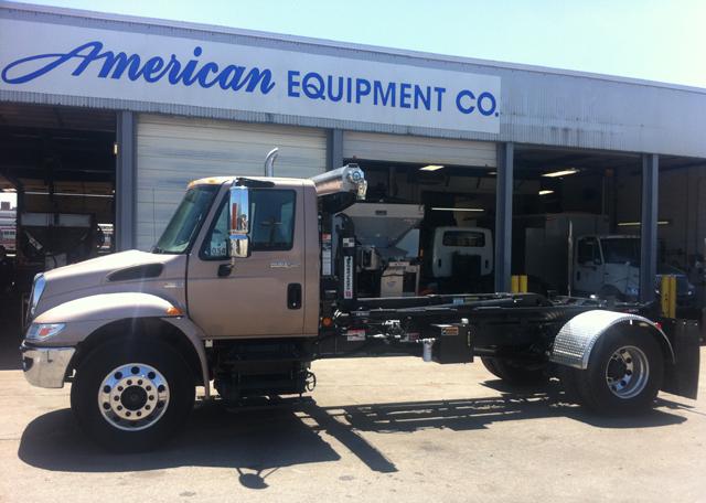 American Equipment Co. Home